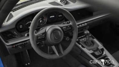 Photo de Le cockpit de la future Porsche 911 GT3 se dévoile avant l'heure