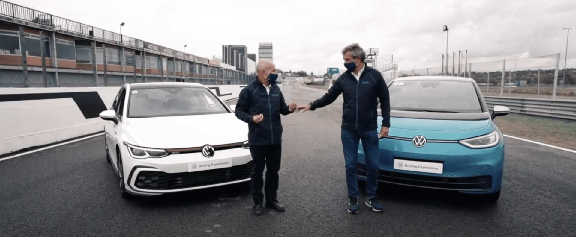 Vidéo : Volkswagen confronte son ID.3 à la Golf 8 GTI