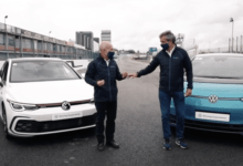 Photo de Vidéo : Volkswagen confronte son ID.3 à la Golf 8 GTI