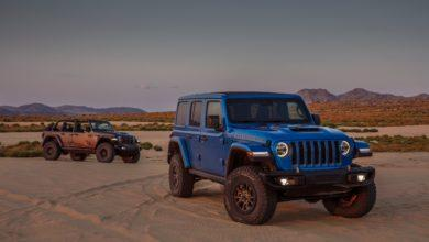Photo de Le Jeep Wrangler Rubicon 392 reçoit un V8 aux USA !