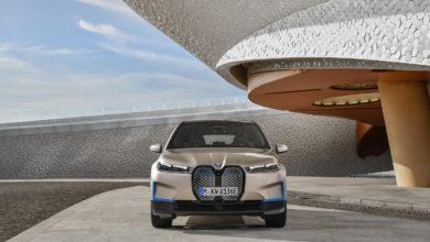 Photo de BMW iX : Philosophie minimaliste pour le SUV électrique