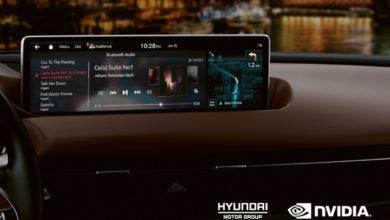 Photo de Hyundai intègrera des cartes graphiques Nvidia sur ses futurs modèles