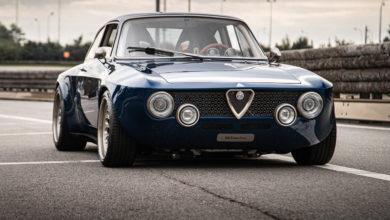 Photo de Totem Automobili a terminé la production de la première Alfa Romeo Giulia GTA électrique !
