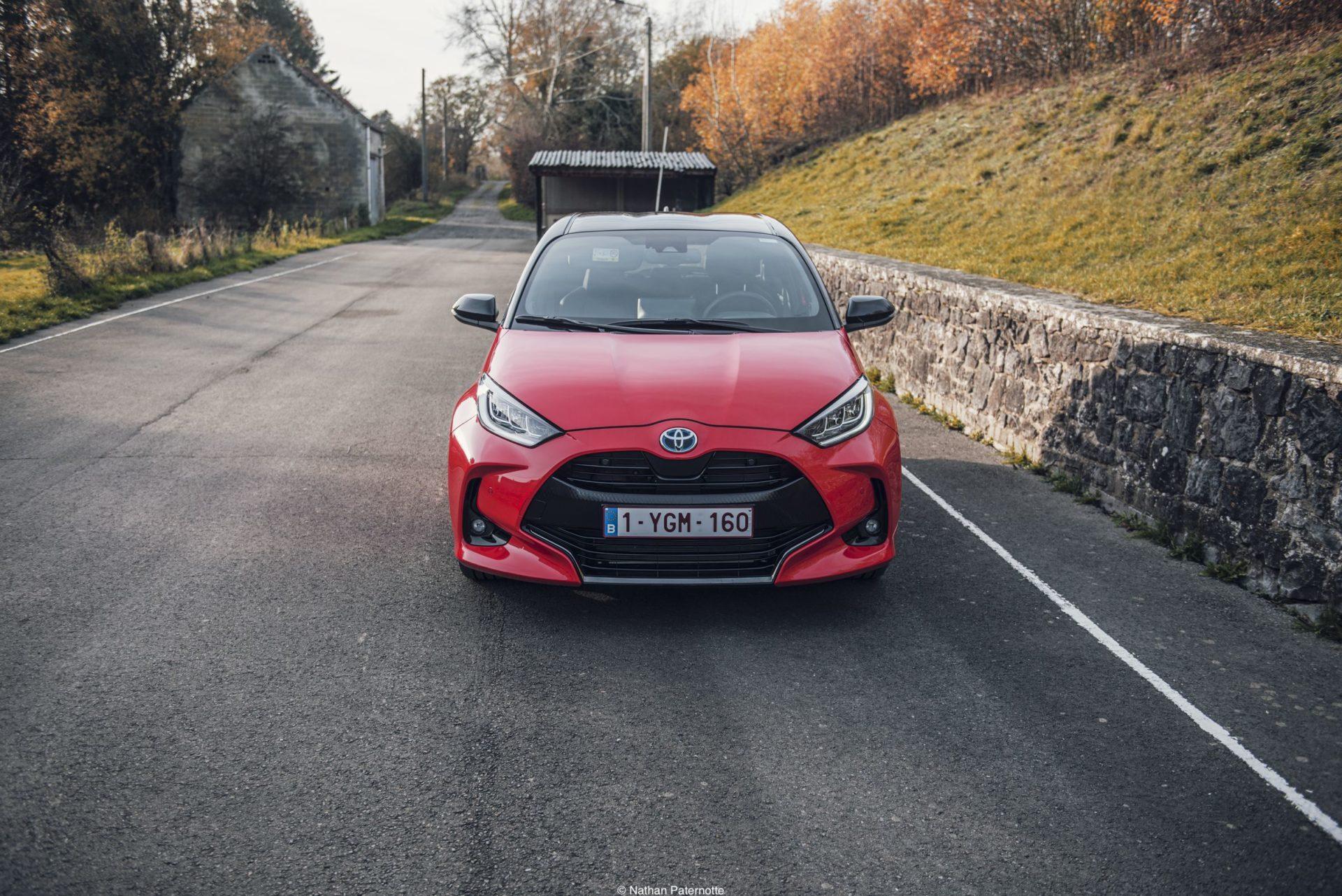 Essai : Toyota Yaris Hybrid 2020