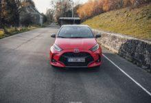 Photo de Essai : Toyota Yaris Hybrid 2020