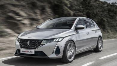 Photo de Un designer imagine la future Peugeot 308
