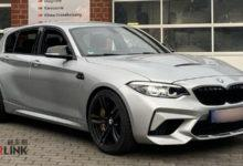 Photo de Cette BMW M135i au look de M2 embarque un V8 de X6 M !