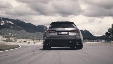 Photo de Akrapovic dévoile un nouvel échappement pour la dernière Audi RS 6