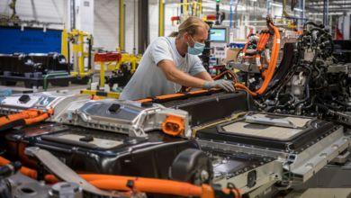 Photo de Volvo va tripler la capacité de production de véhicules électriques à Gand