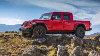 Photo de Jeep lance l'importation officielle du Gladiator en Europe !