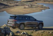 Photo de Jeep renouvèle complètement son Grand Cherokee