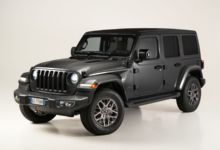 Photo de Jeep Wrangler : Un V8 aux USA – Une motorisation plug-in hybride en Europe