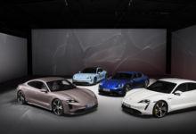Photo de Porsche propose un nouveau Taycan d'entrée de gamme