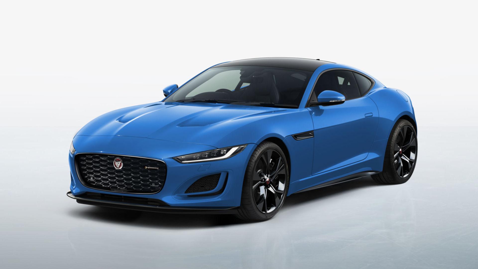 Jaguar dévoile une «Reims Edition» pour sa F-Type