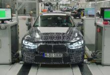 Photo de La première BMW M électrique est prévue pour fin 2021