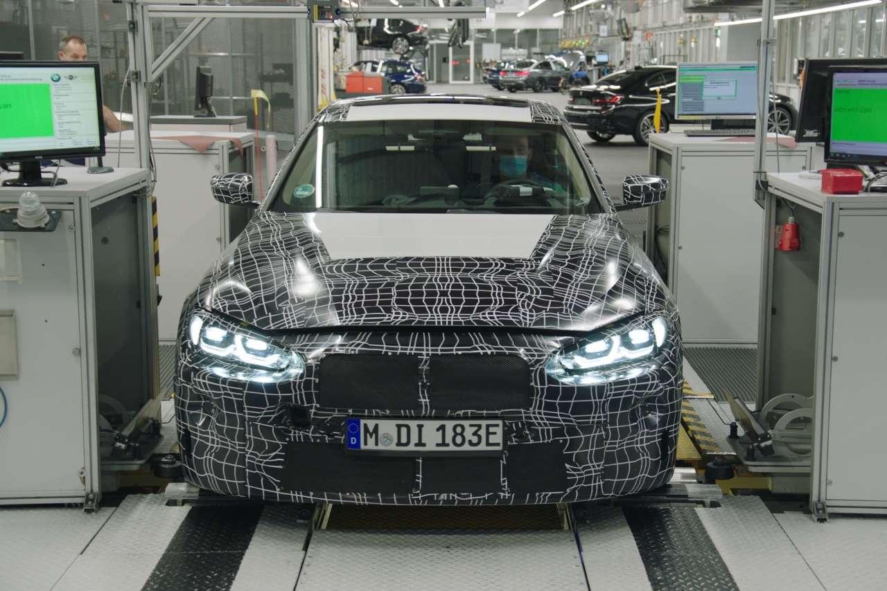 La première BMW M électrique est prévue pour fin 2021
