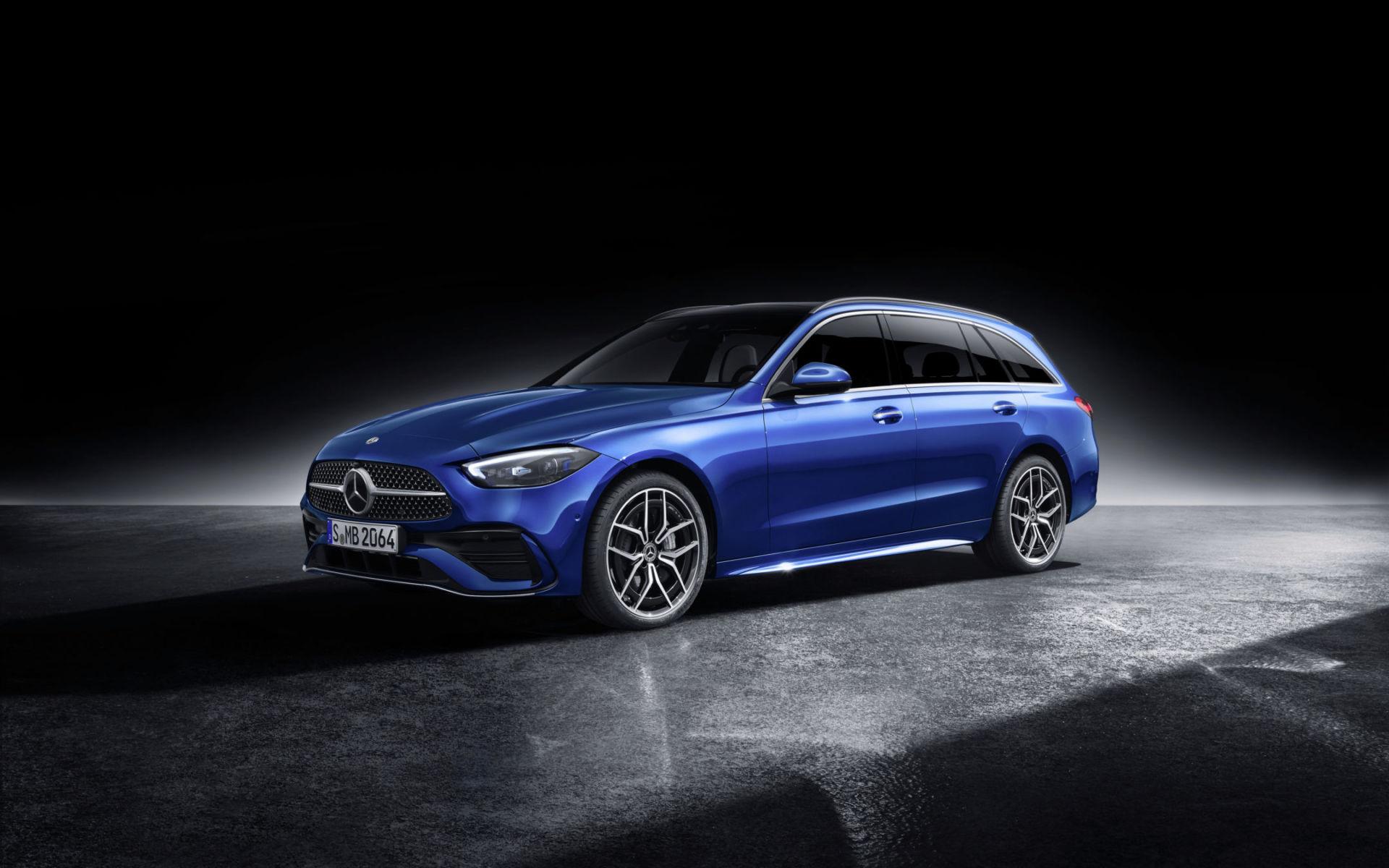 Mercedes Classe C : Dans la lignée de la Classe S !