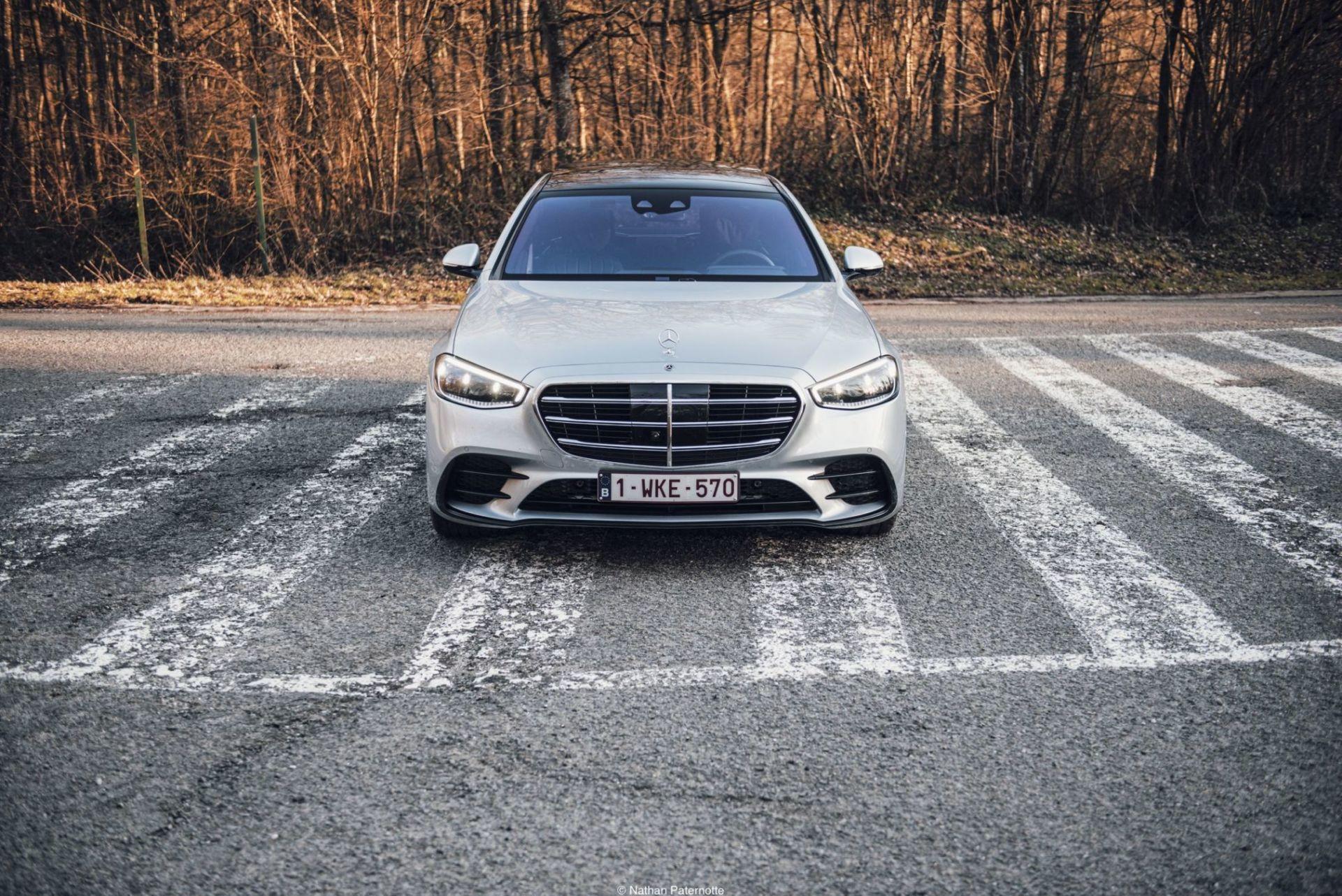 Essai : Mercedes Classe S 2021 (S 350d 4 Matic)
