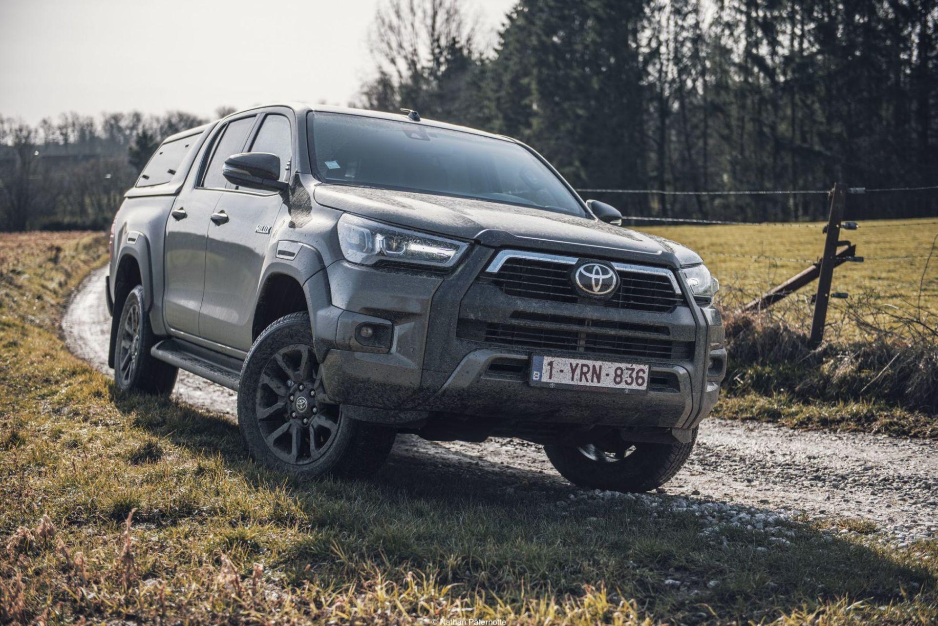Essai : Toyota Hilux VIII (2020) 2.8d