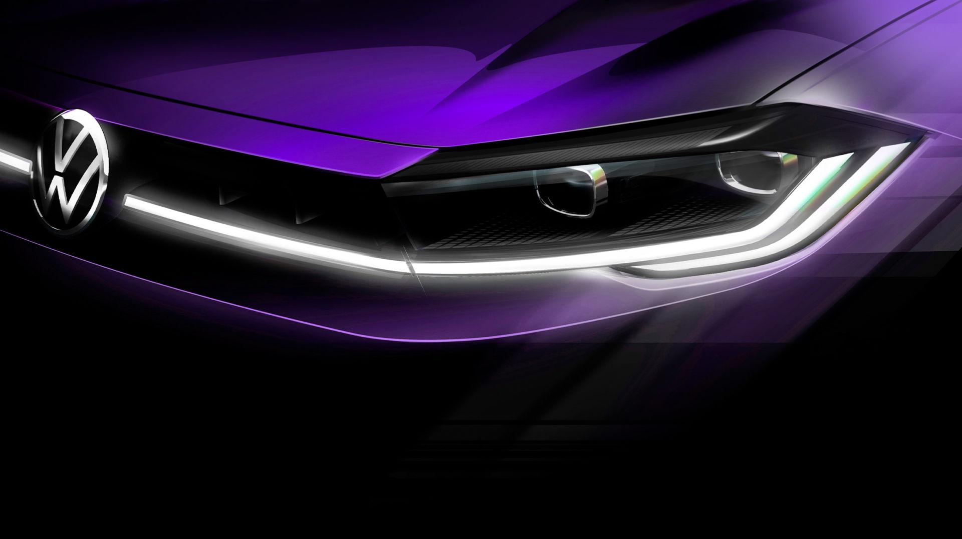 Volkswagen dévoilera la Polo restylée le 22 avril