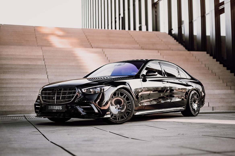 Brabus s'occupe de la nouvelle Mercedes Classe S