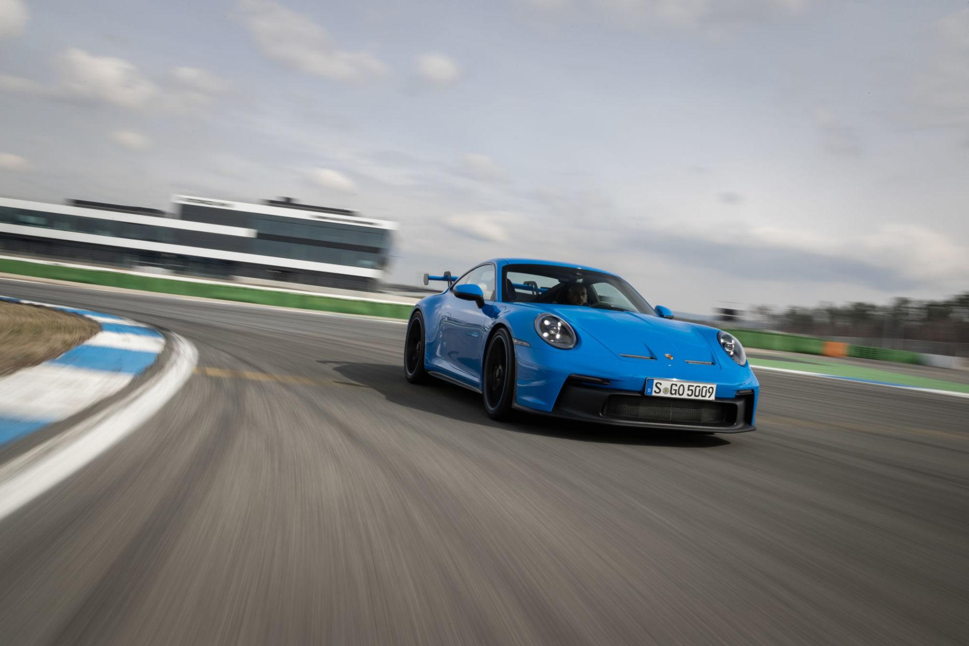 Porsche : La nouvelle 911 GT3 a réalisé 5000 km à 300 km/h sans arrêt