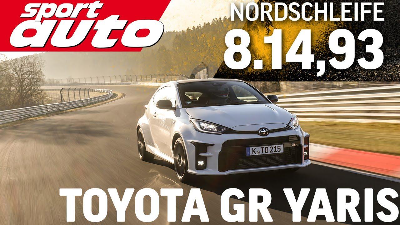 Vidéo : La Toyota GR Yaris chronométrée sur le Nürburgring