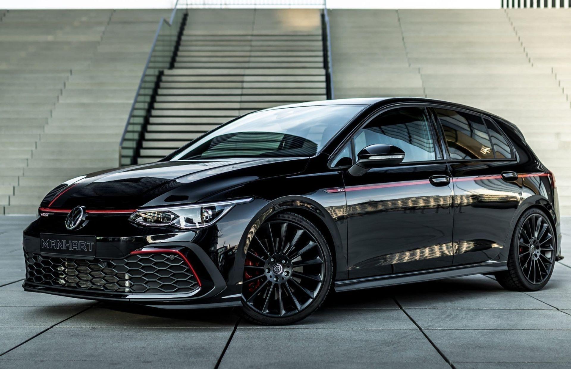 Manhart pousse la nouvelle Volkswagen Golf GTI à 290 chevaux
