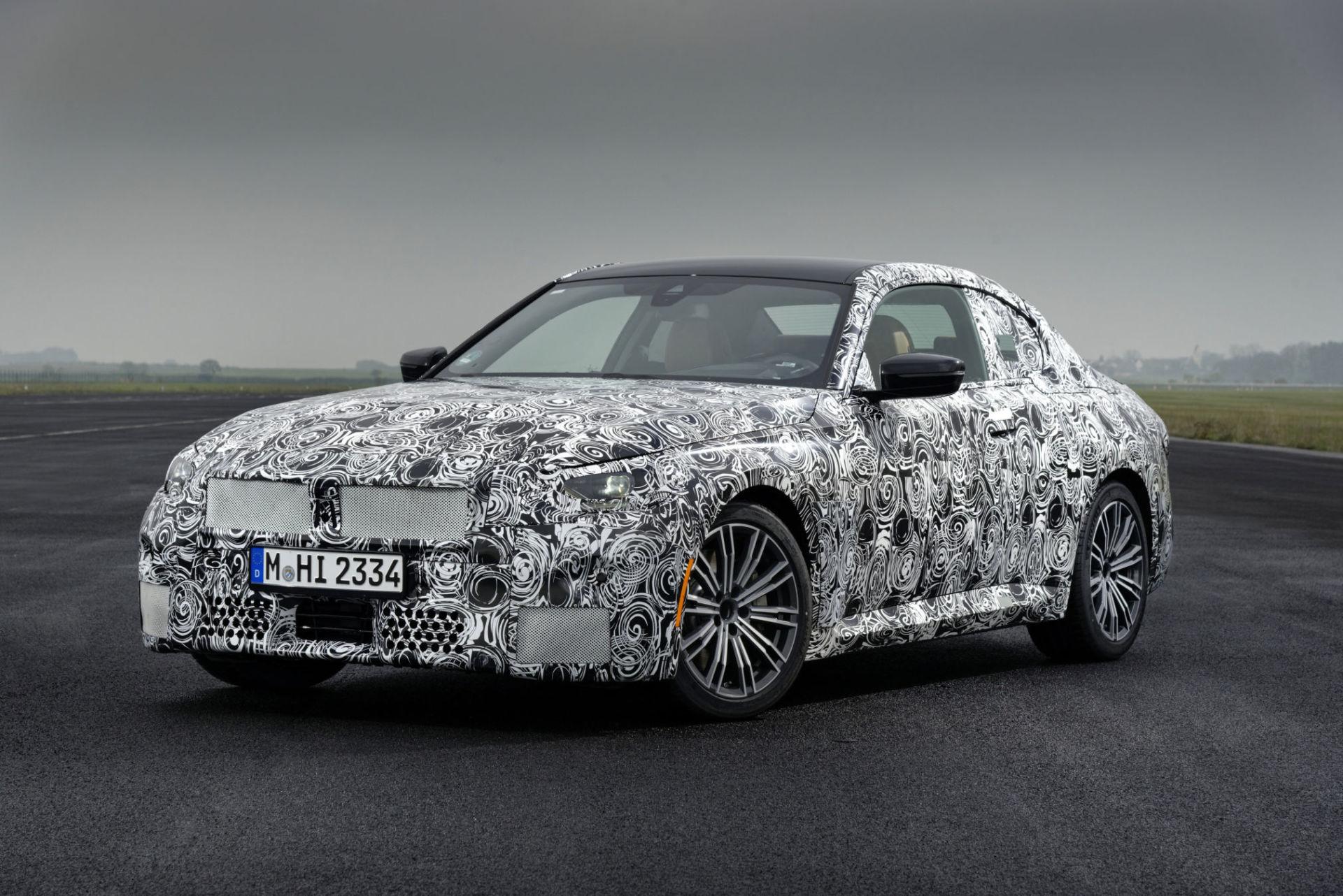 BMW Série 2 Coupé : Le six cylindres en ligne confirmé