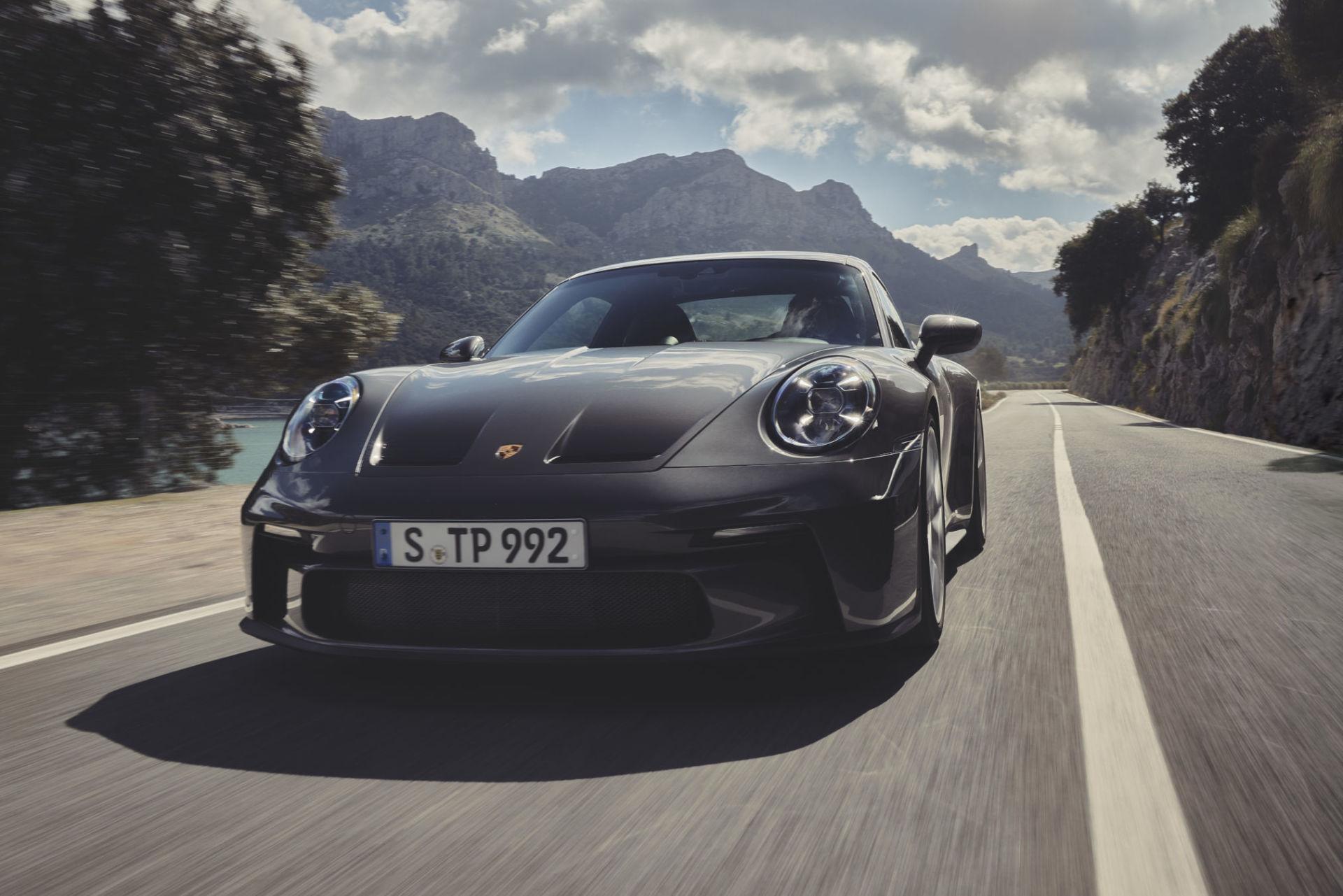 Porsche 911 GT3 Touring : La GT3 civilisée