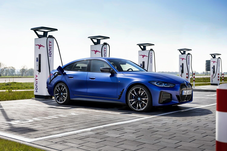 BMW i4 : Toutes les infos dévoilées