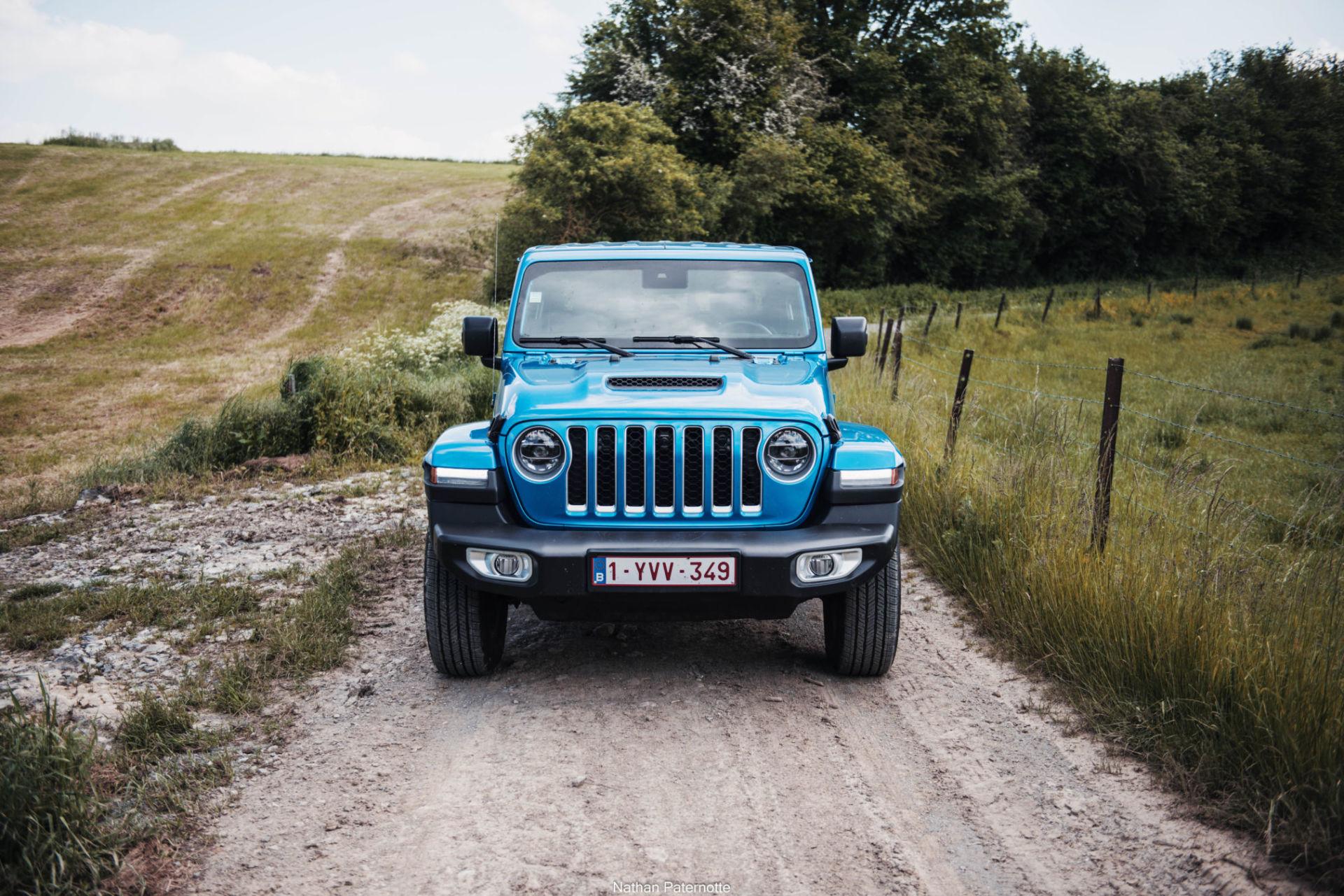 Essai : Jeep Gladiator
