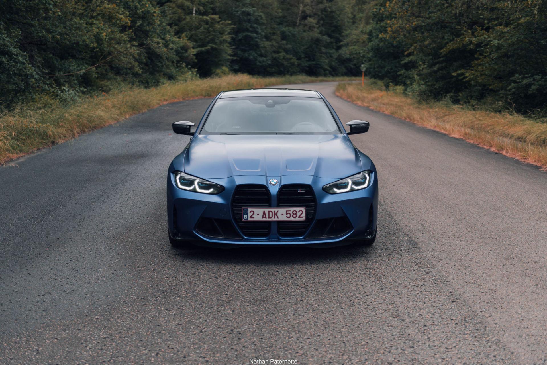 Essai : BMW M4 Competition 2021